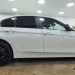 BMW 318 Scheibentönung
